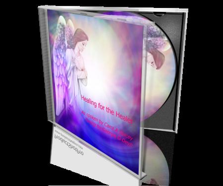 Healing for the Healer CD