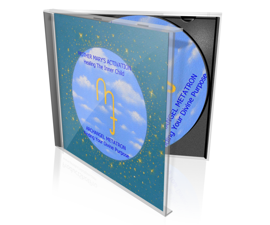 Mother Marys Activation Healing the Inner Child Activation CD