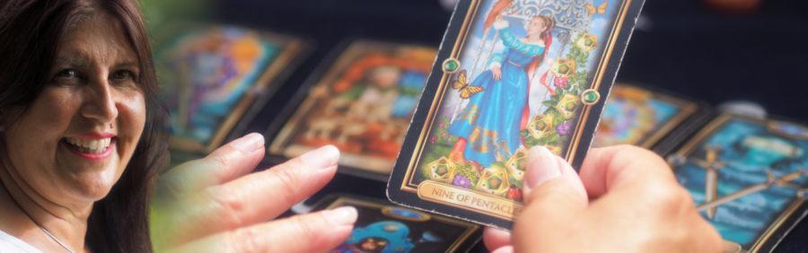 Neshla Avey intuitive psychic tarot reader healer About Header