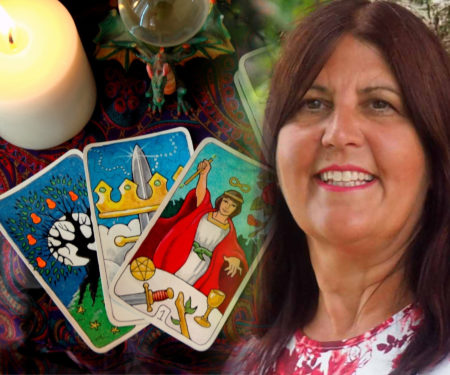 Neshla Avey tarot combination reading