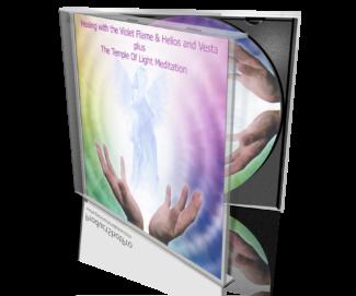The Temple of Light Meditation CD