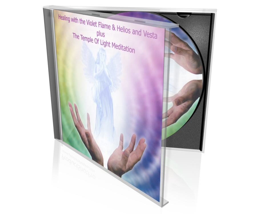 The Temple of Light Meditation CD