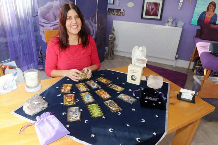 Neshla Avey, Psychic in the Portsmouth News - Neshla knows how to read people