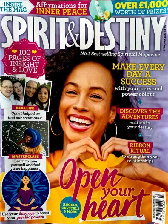 Spirit & Destiny Fab 2020 Magazine