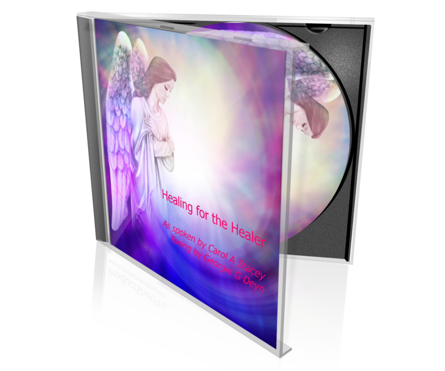 Healing for the Healer CD