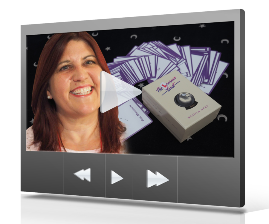 Neshla Avey the learner tarot online course