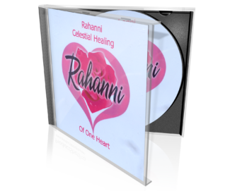 Rahanni Celestial Healing Of One Heart CD